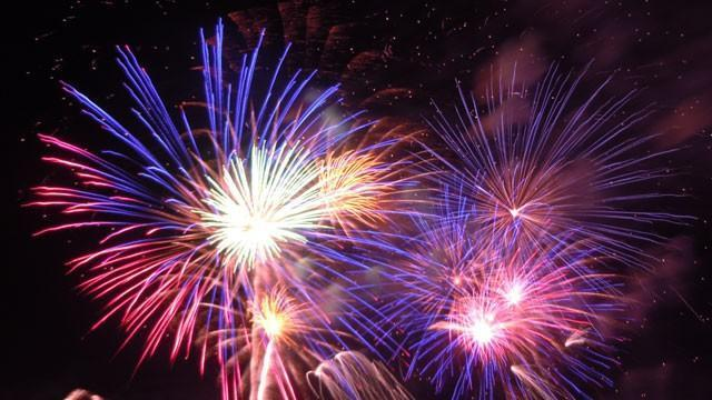 July 4th fireworks & events for Upstate SC, WNC 2018