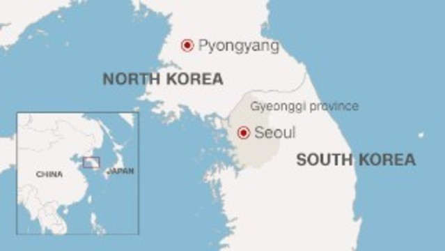 North Korea Issues Military Threat as Tensions with South Korea Rise