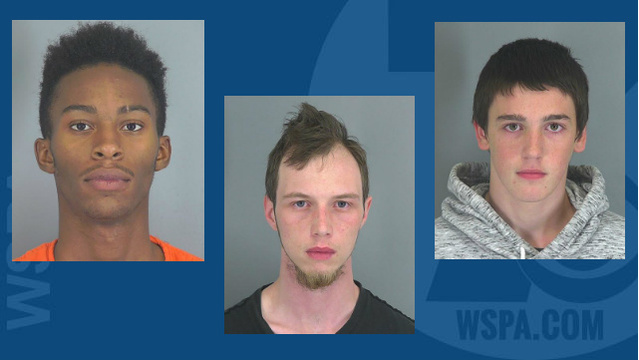 Three Arrested In Early Morning Bojangles Robbery Attempt
