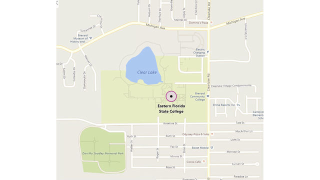Eastern Florida State College Map.Eastern Florida State College On Alert After Gun Violence Threat