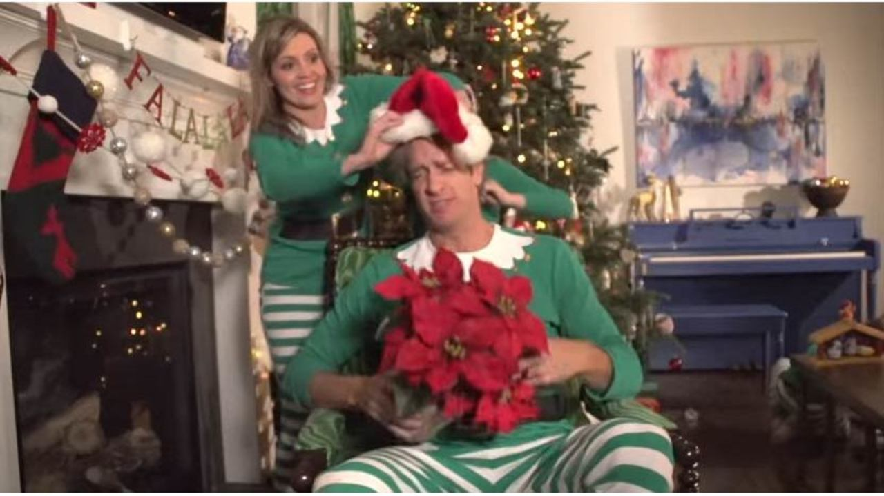 Holderness Family Back With #ELFED Christmas Jammies 2015