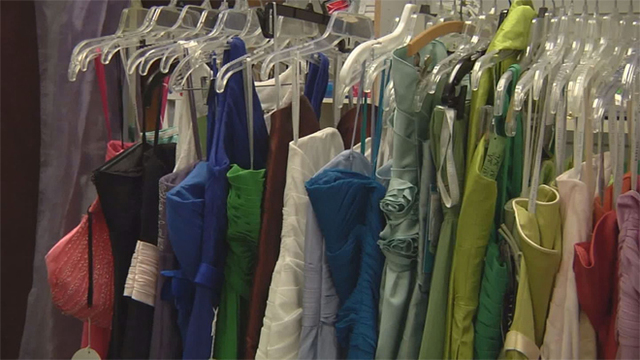 Prom Dreams Made Possible Thanks To Donation Efforts