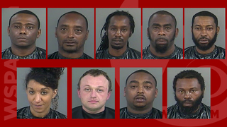 9 arrested after two drug raids in Anderson Co  - WSPA