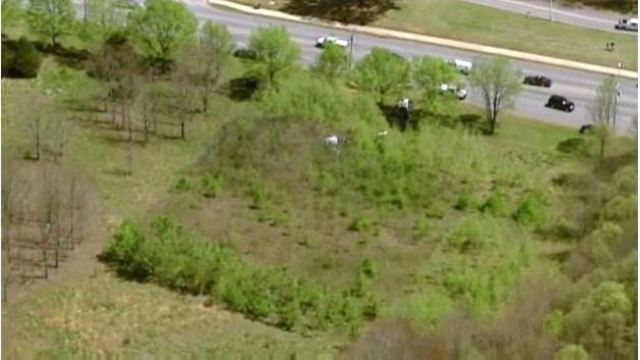 Body found in woods near Greenville Memorial Hospital