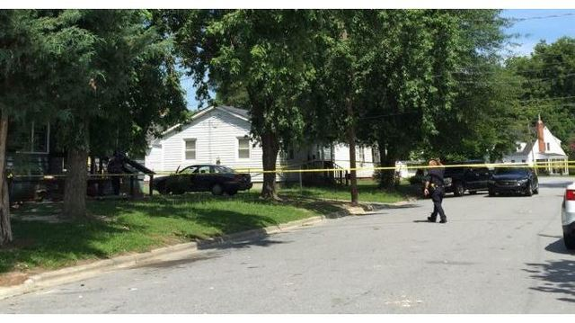 2 questioned after toddler shot in NC home