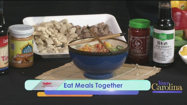 Food for Thought - Eating Meals as a Family