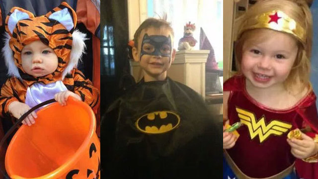Top Halloween costumes for kids in 2016  sc 1 st  WSPA.com & Top Halloween costumes for kids in 2016 - WSPA