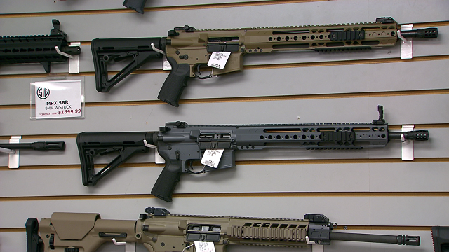 Few states let courts take guns from people deemed a threat