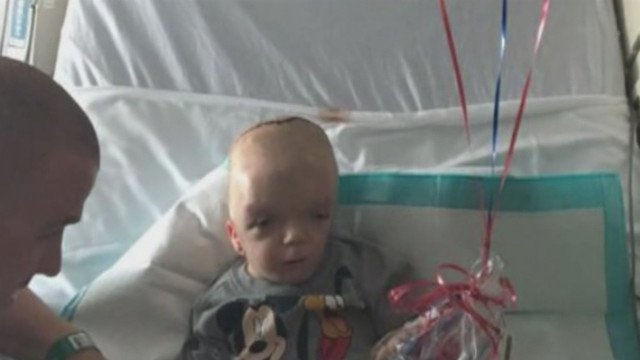 Pic Of Terminally Ill Boy Goes Viral In Cruel Meme Mom Fights Back