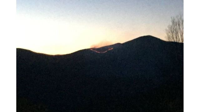 Cold Mountain fire update: Now 95% contained