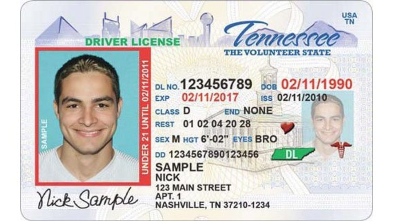 Proposed Immigration Licenses Controversy Tn Causing Driver To Change