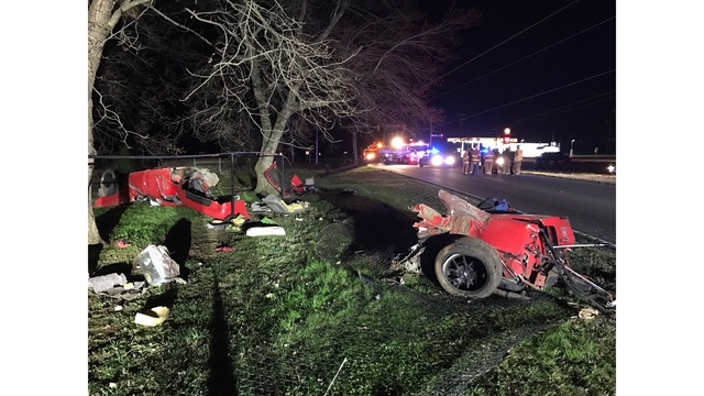 2 hurt after crash on Hwy 81 in Anderson Co.