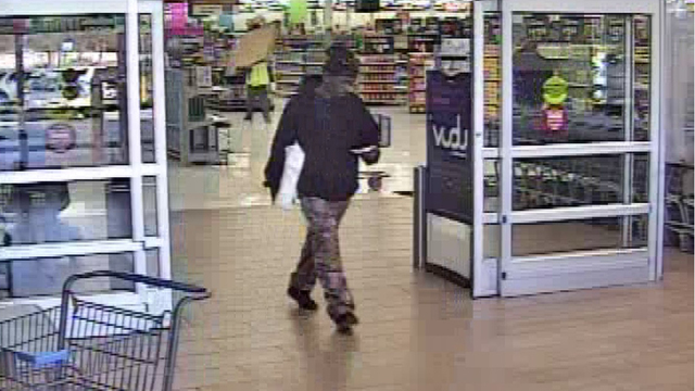 Help identify suspect who used stolen card in Simpsonville