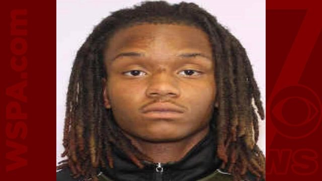 Gaffney attempted murder suspect Anterious Smith arrested