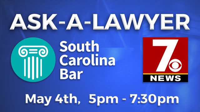 Ask-A-Lawyer May 4 at 5 - 7:30 p.m. on 7News