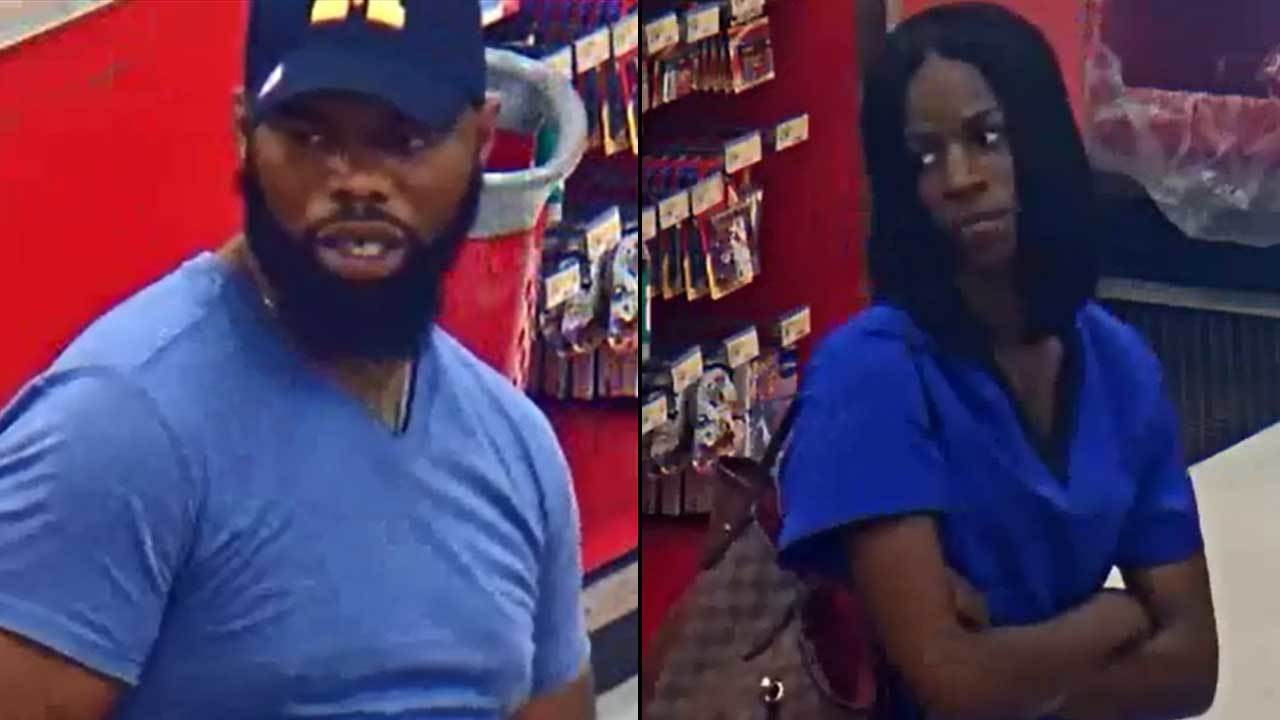 Help Find Persons Of Interest In Theft At Publix Greenville