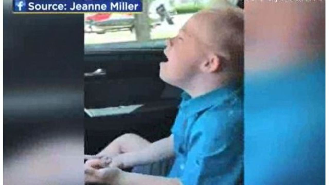 VIDEO: Boy with Down syndrome sings Whitney Houston, melts hearts - WSPA