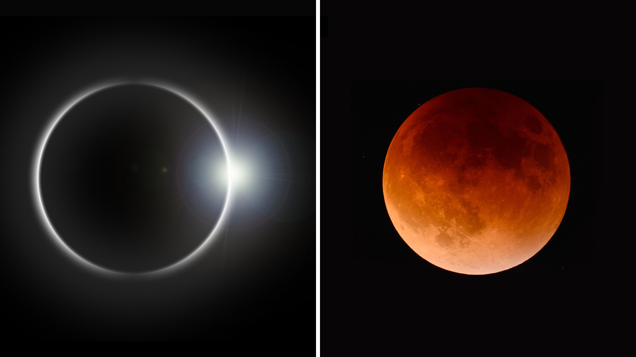 Difference Between A Solar And A Lunar Eclipse