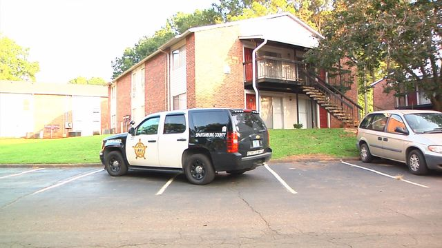 Young male shot at Whispering Pines Apartments in Spartanburg Co.