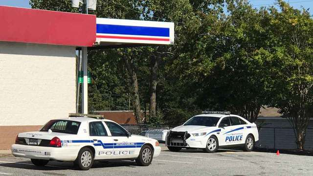 Gun battle between cars reported in Spartanburg