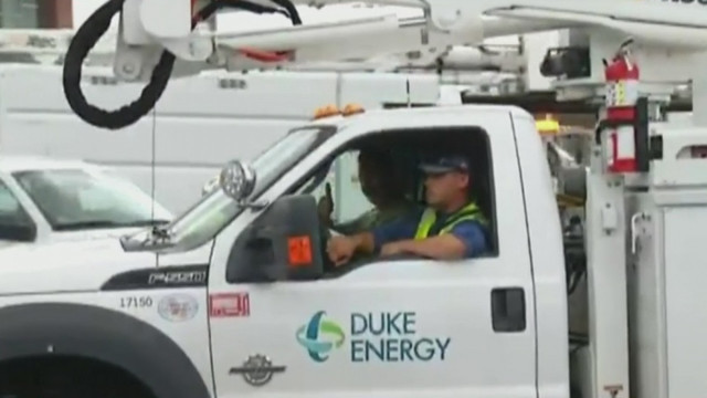 NC lineman misses son's wedding to restore power in Florida