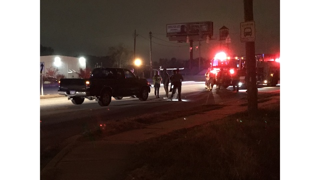 Woman dies a week after being hit by pickup truck in Greenville Co