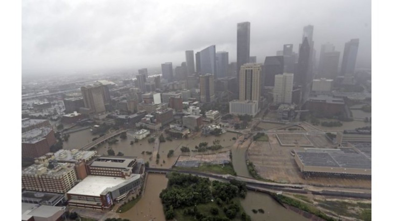 Global warming could leave 2 million US homes underwater by end of century, report says