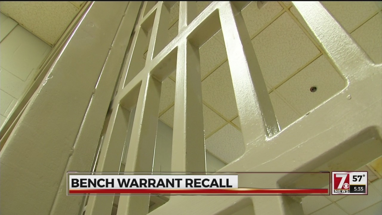 Bench warrants recalled, leaving victims frustrated