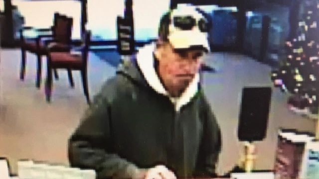 BB&T bank robbed in Greenville