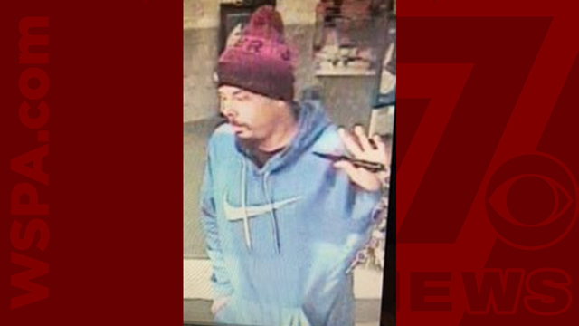 Help ID armed robbery suspect from Boiling Springs Walmart