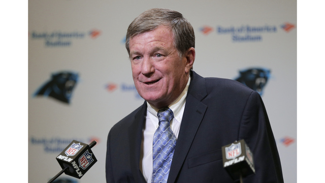 Panthers' Hurney Reinstated