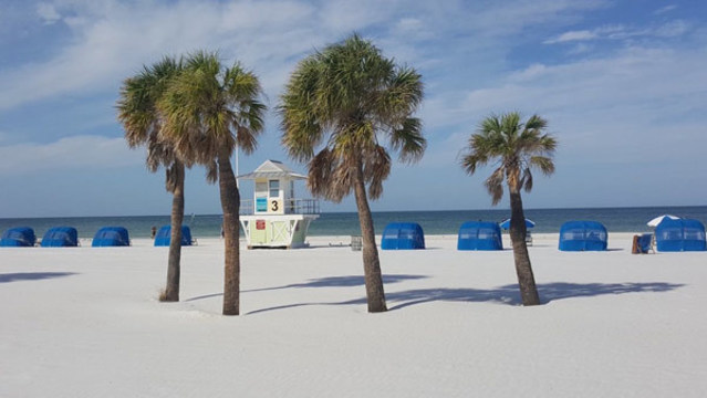 Clearwater Beach ranked #1 in U.S.
