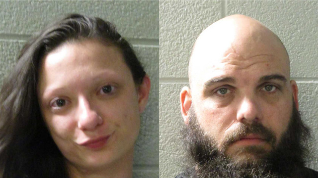 2 arrested on drug, other charges in Henderson Co.