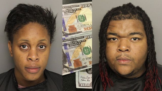 2 arrested for using fake $100 bills in downtown Greenville, police say