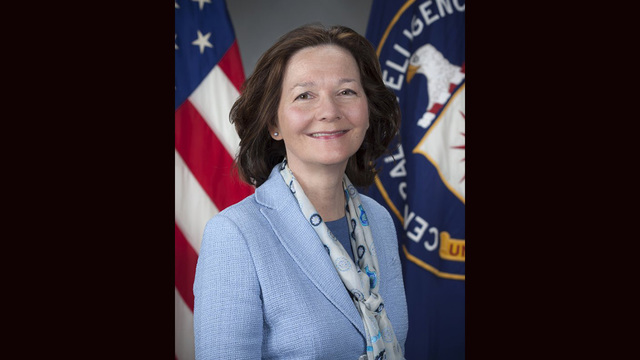 Trump's pick for new CIA director is female career spymaster