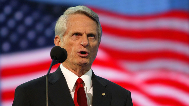 Zell Miller, Georgia's fiery former governor and USA senator, dies at 86