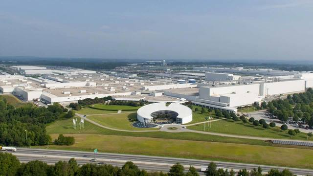 1 dead at BMW Manufacturing plant in SC, coroner says