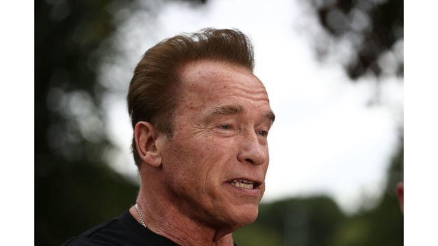 Schwarzenegger Undergoes Emergency Heart Surgery