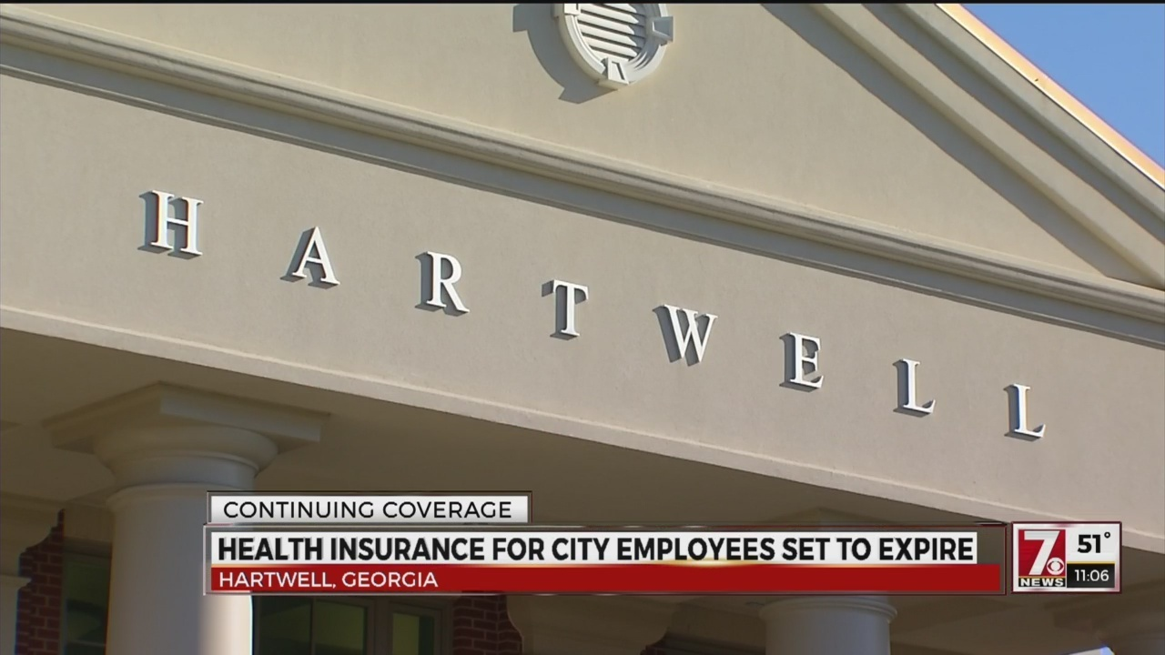 hartwell city employees to lose insurance starting may 1