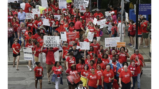 Thousands of NC teachers marched. Now what?