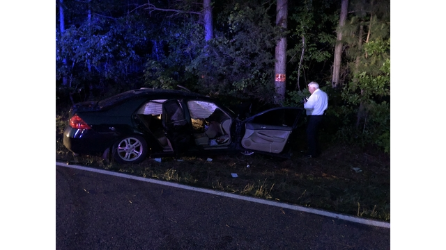Iva man on way to pick up family before deadly crash, coroner says