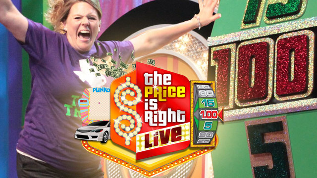 Win tickets to The Price Is Right Live in Spartanburg