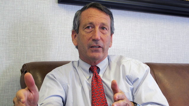 Rep. Sanford says 'I'm going to lose this race'