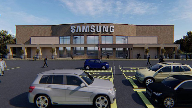 400 new jobs coming to Greenville Co. with Samsung customer care
