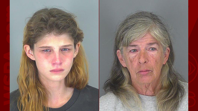 2 arrested after child found bruised, burned in Spartanburg Co., deputies say