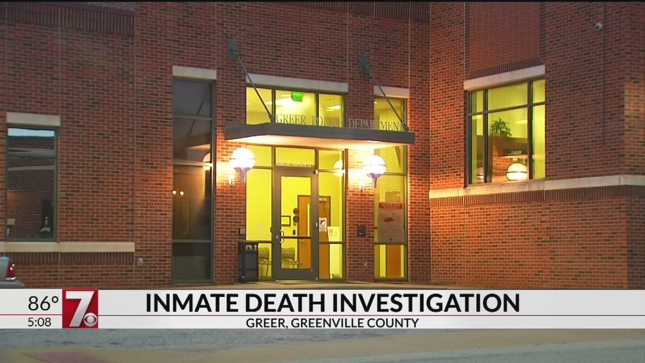 Inmate Dies After Medical Duress Call At Greer Detention Center