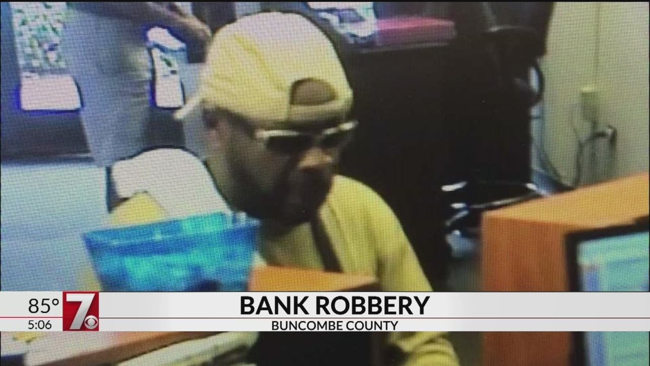 PNC Bank robbed on Smokey Park Hwy  in Candler