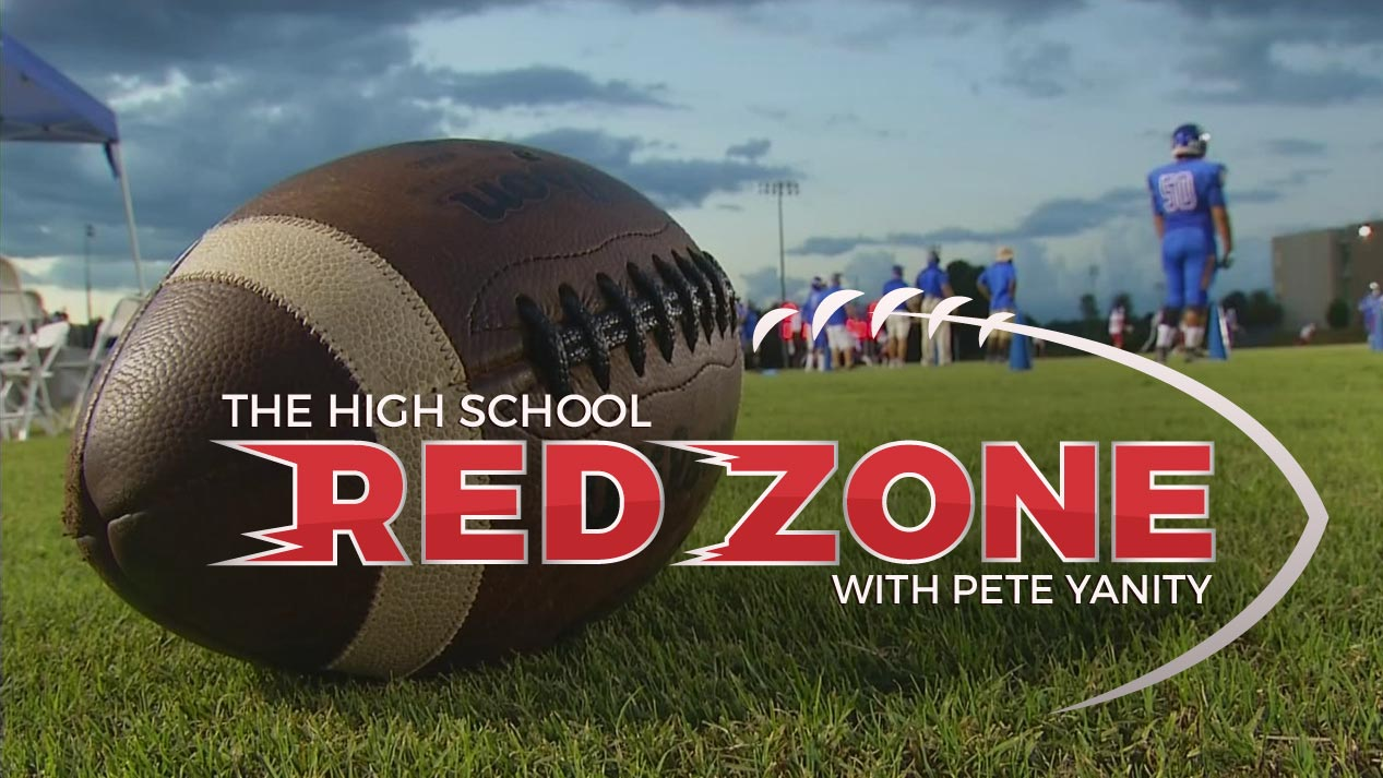 high school red zone football