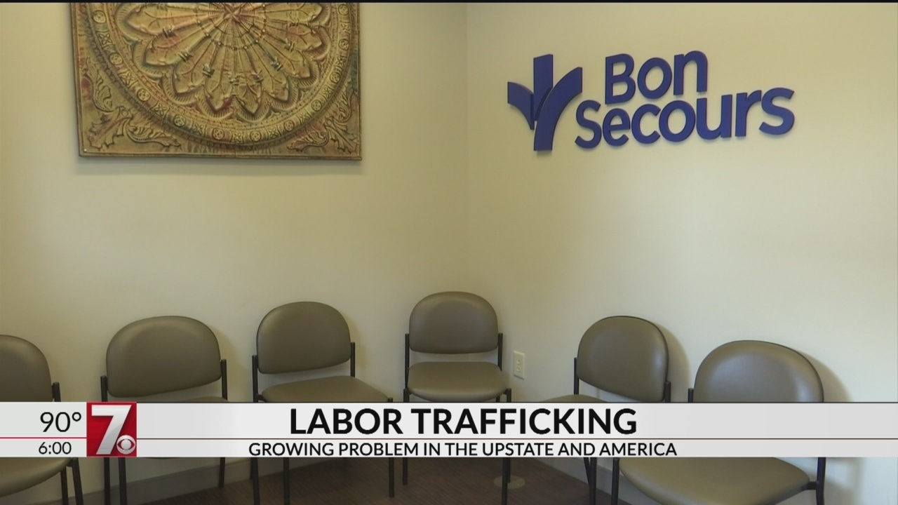 Upstate hospital staff trains to recognize signs of human trafficking