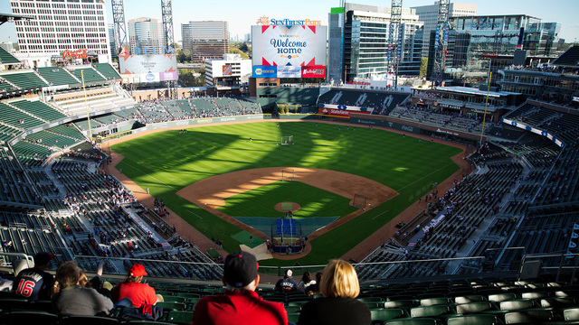 Braves offering complimentary tickets to Florence evacuees for weekend games